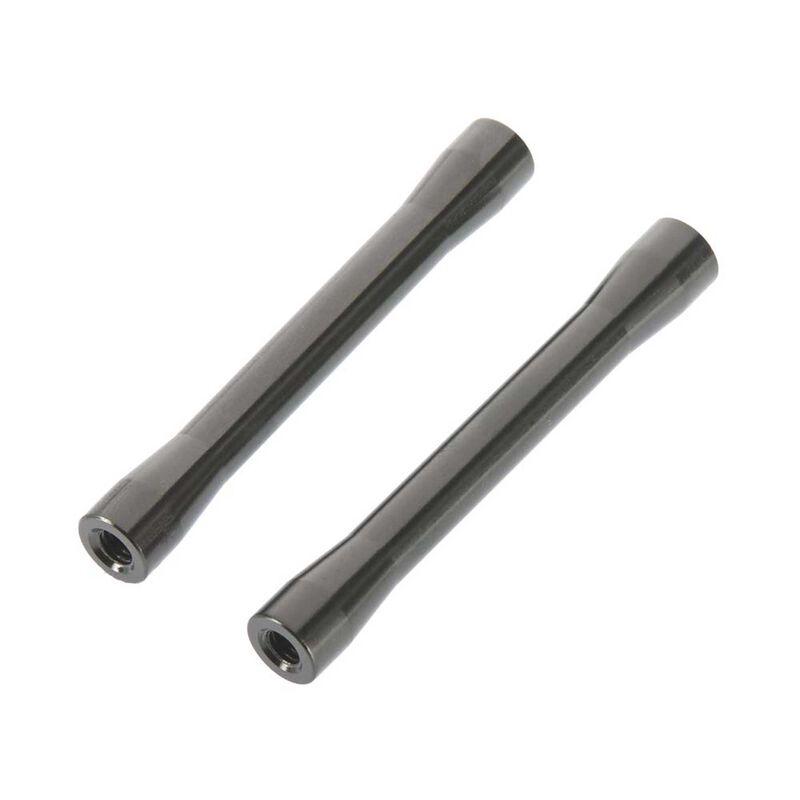 Threaded Alum Link 7.5x56.5mm Gray (2)