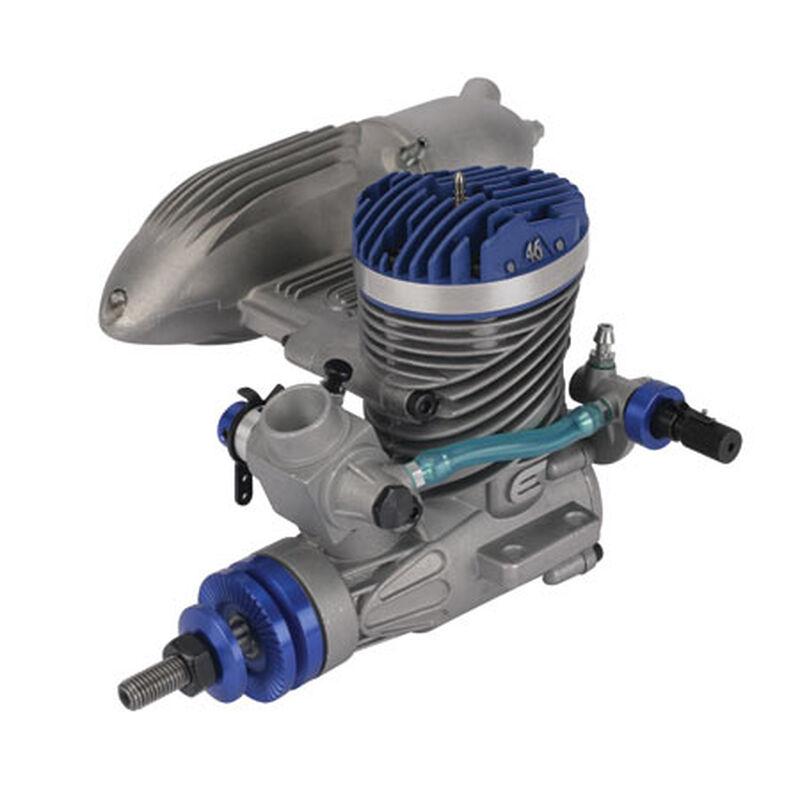 Evolution .46NX Glow Engine with Muffler