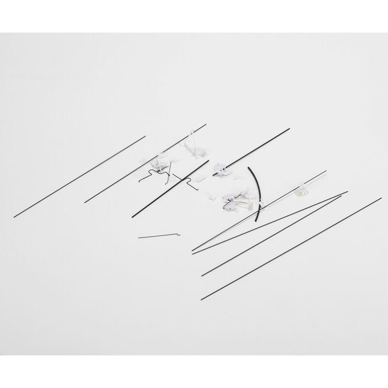 UMX AS3Xtra - Accessoires et tringleries