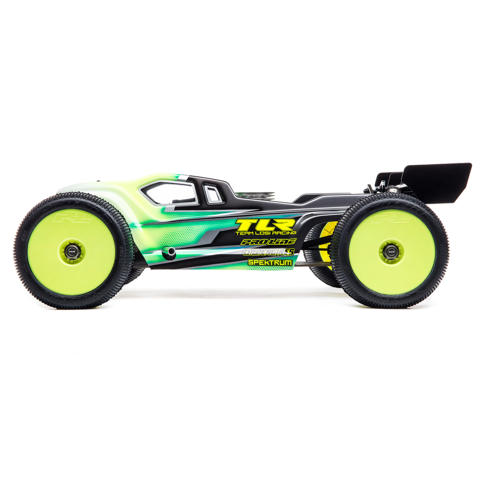 1/8 8IGHT-XT/XTE 4WD Nitro/Electric Truggy Race Kit
