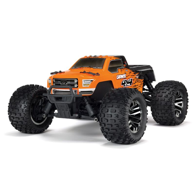 1/10 GRANITE 3S BLX 4WD Brushless Monster Truck with Spektrum RTR