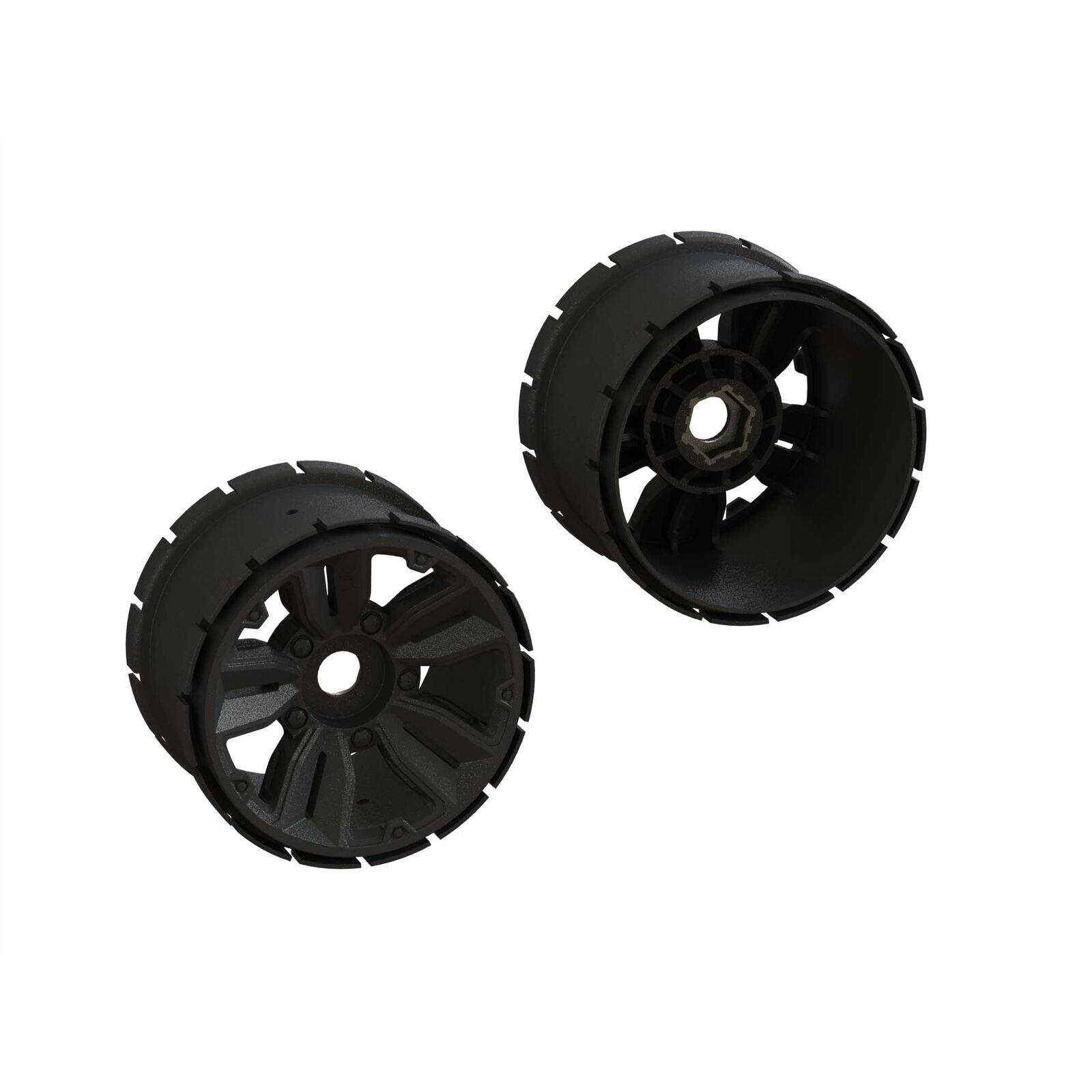 """MT Wheel 4.9"""" 24mm Hex (2)"""