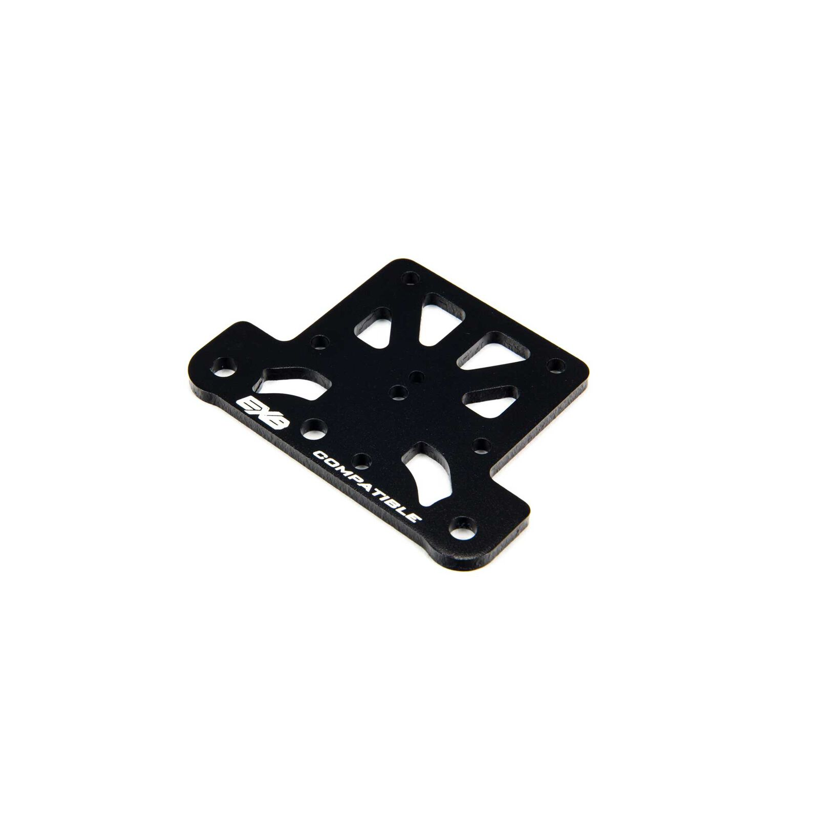 Aluminum Top Plate, Black