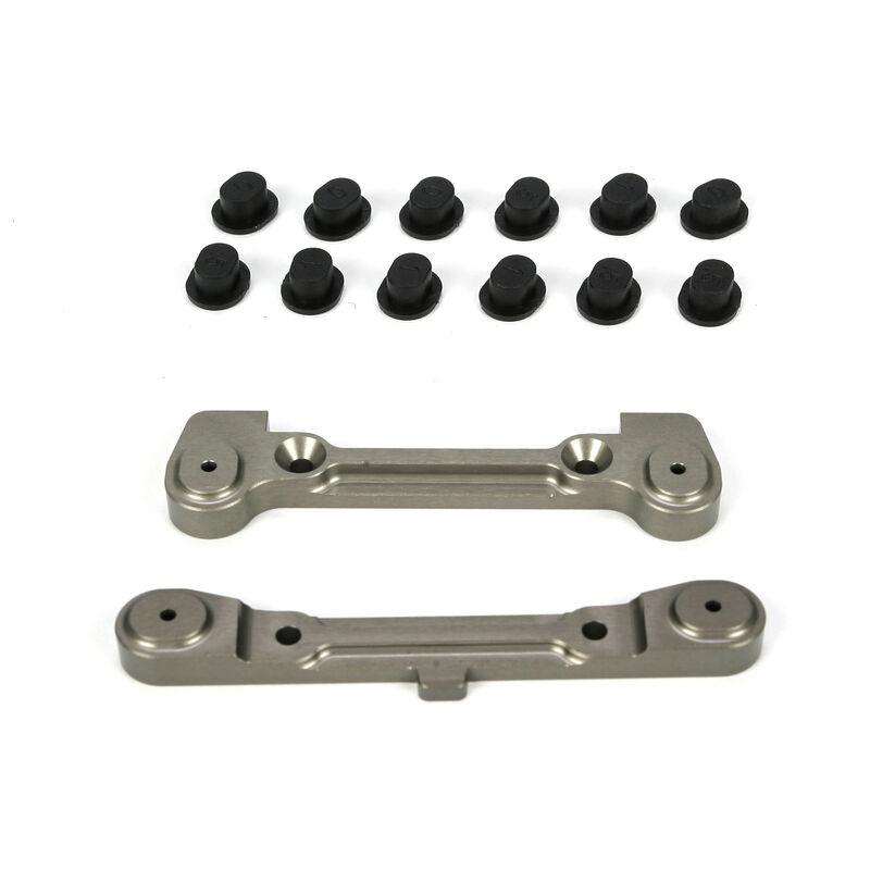 Adjustable Rear Hinge Pin Holder Set: TEN