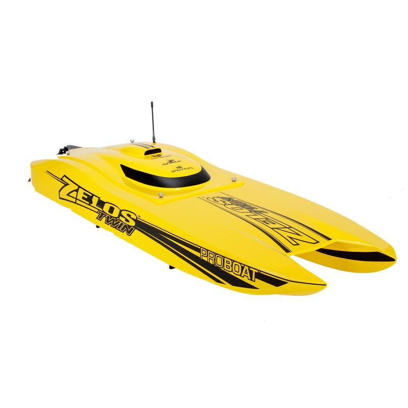 "Zelos 36"" Twin Brushless Catamaran RTR"