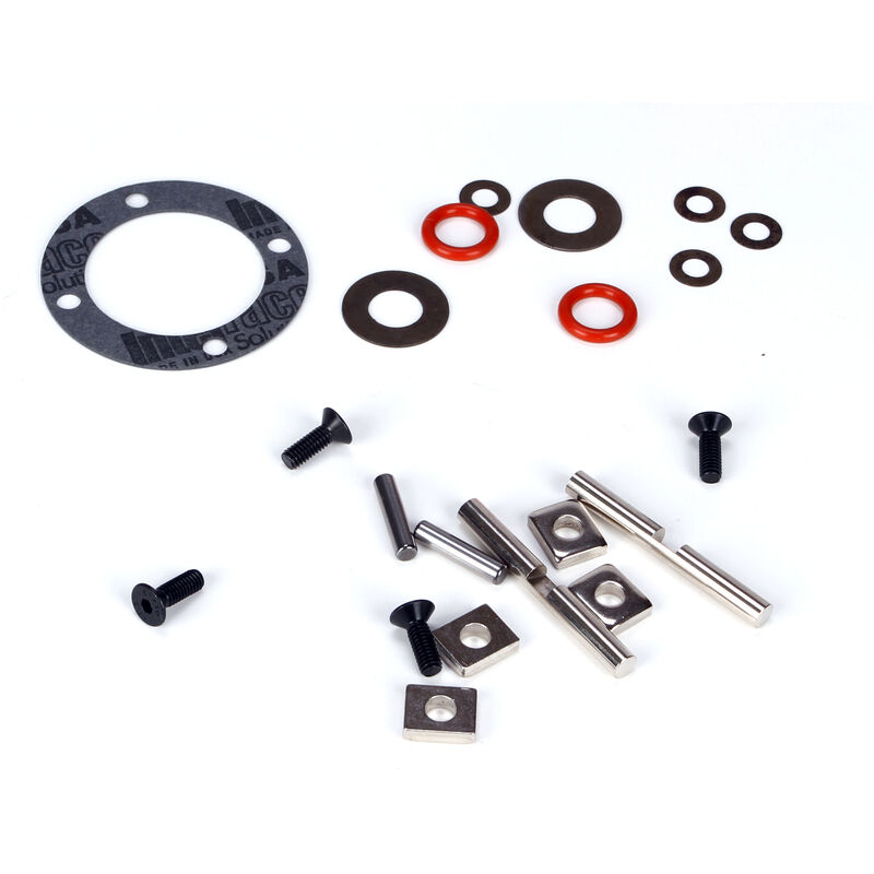 Differential Seal & Hardware Set (1): 5IVE-T, MINI WRC