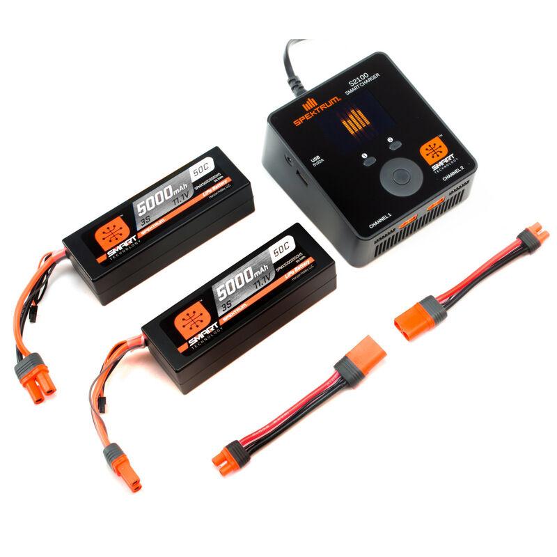 Spektrum Smart PowerStage Bundle 6S Int