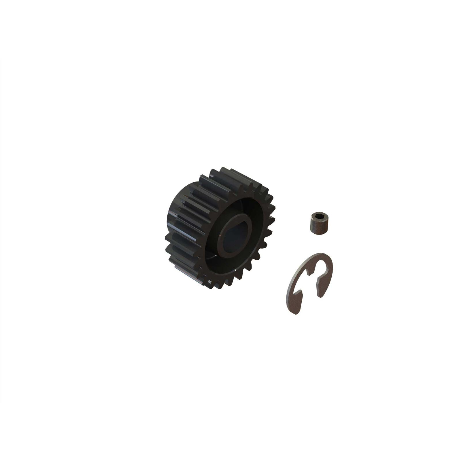 24T Mod1 Safe-D8 Pinion Gear
