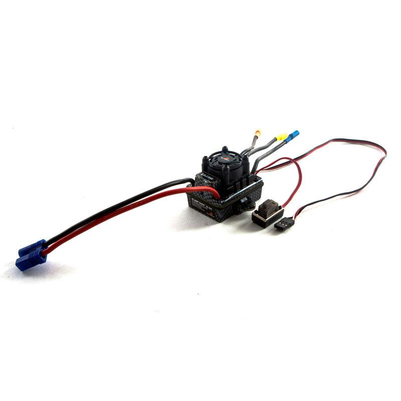 Contrôleur Brushless Sensorless Tazer 45A V2 étanche