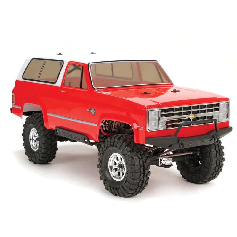 1/10 1986 Chevrolet K-5 Blazer Ascender 4WD RTR