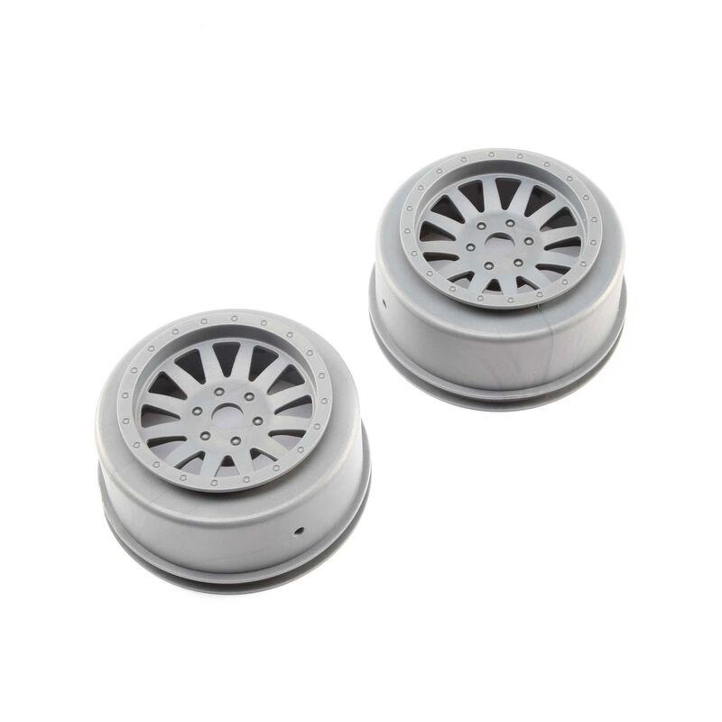 Wheels, Silver (2): Super Baja Rey