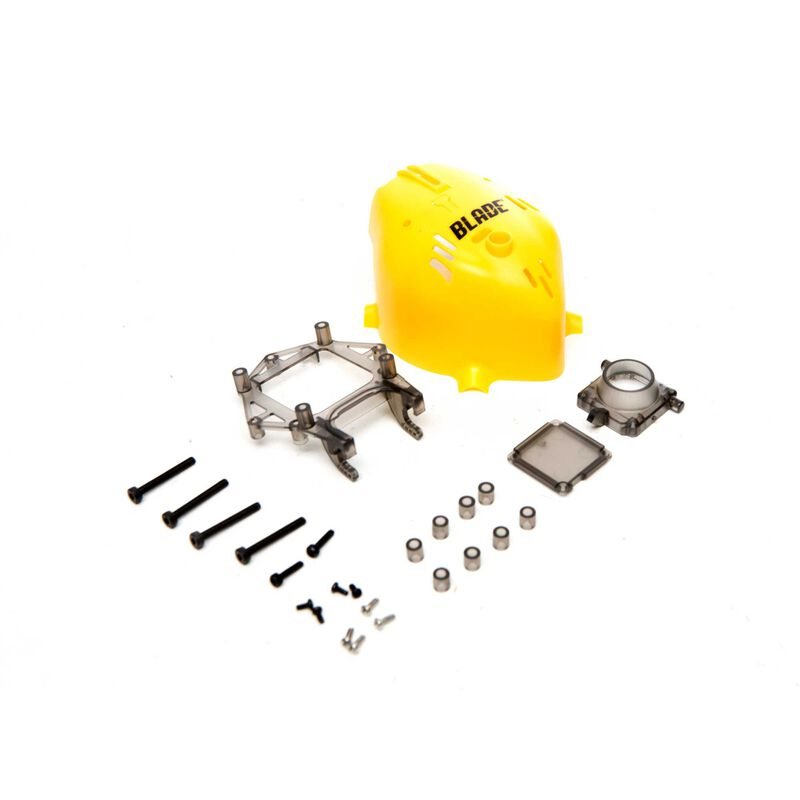 Body Yellow: Torrent 110 FPV