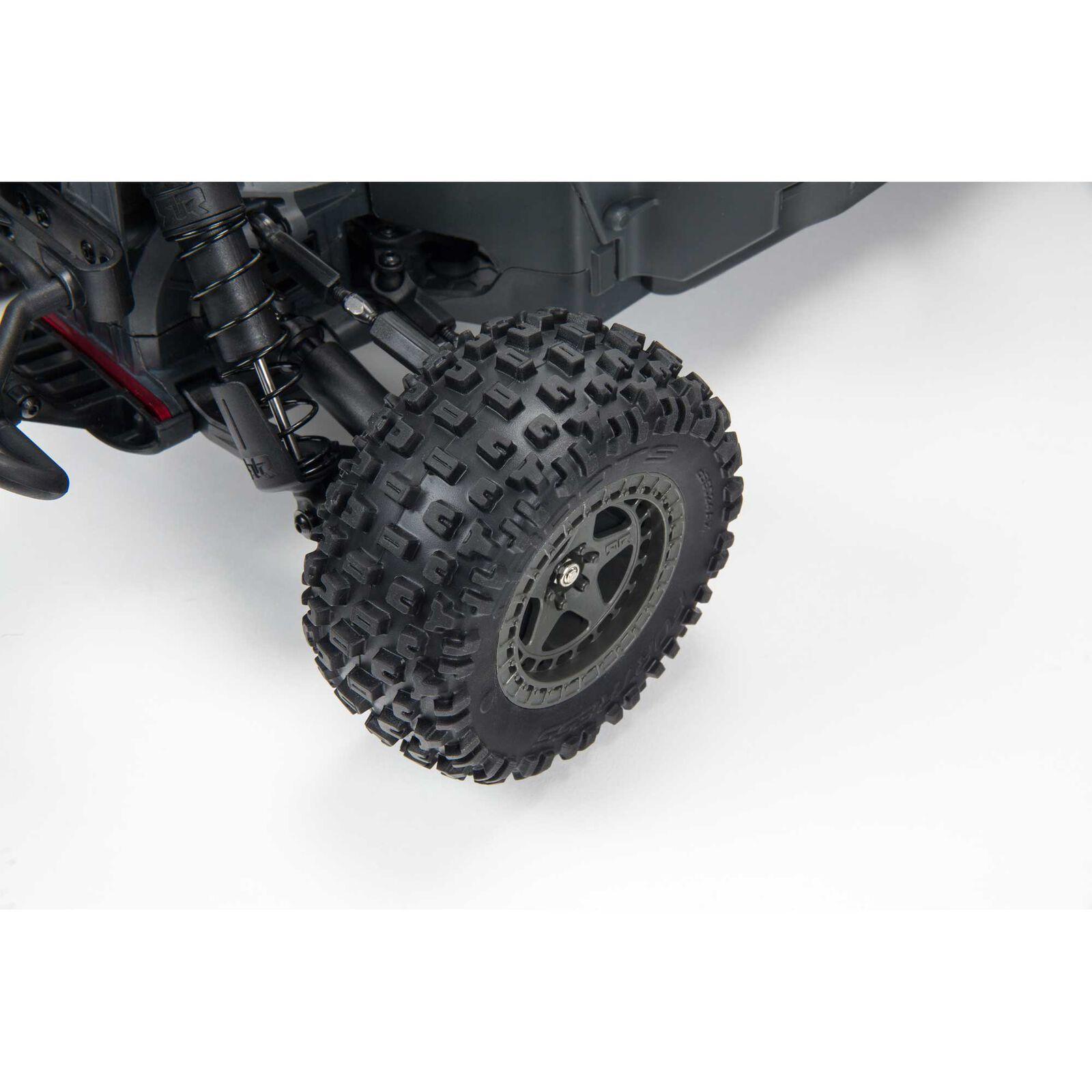 1/10 SENTON 4X4 V3 3S BLX Brushless Short Course Truck RTR, Red