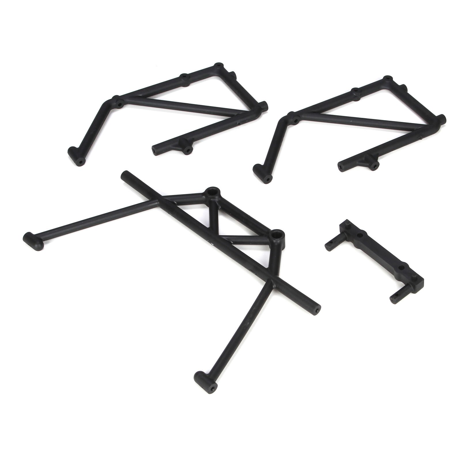5ive-T -Support d'ailes et d'arceau arrière (4)