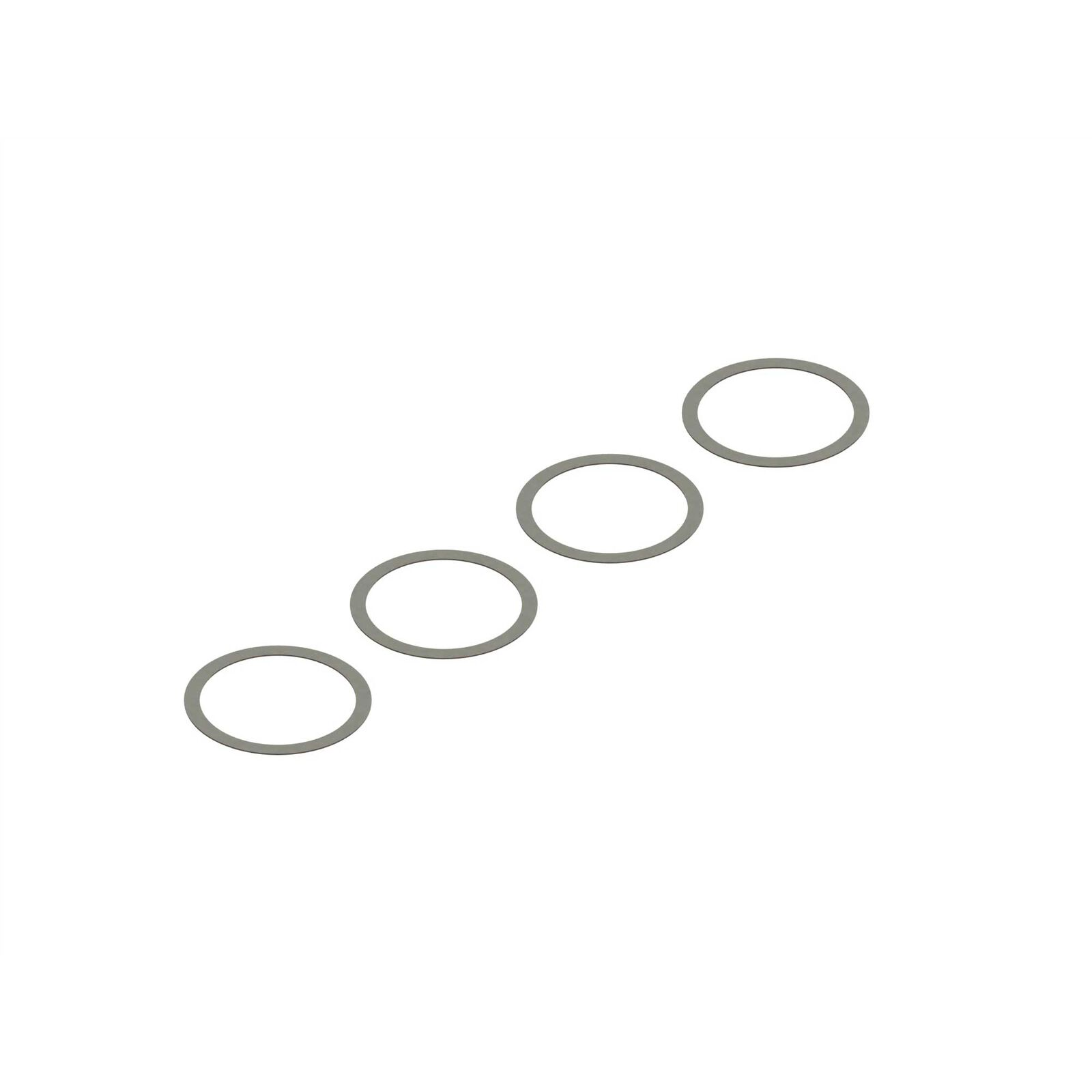 Washer, 20x24x0.2mm (4)