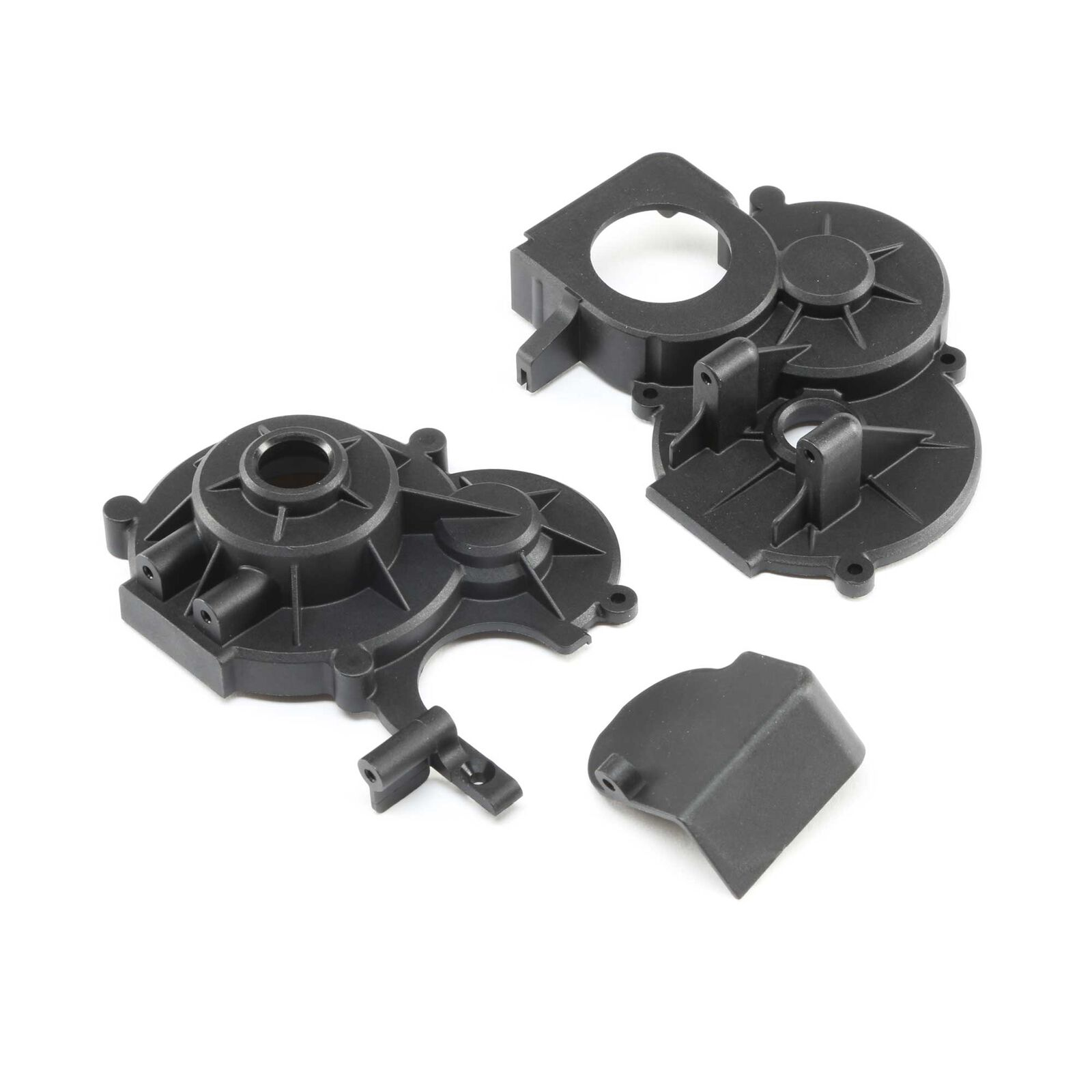 Transmission Case Set and Gear Cover: LST 3XL-E