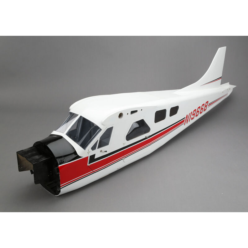 Fuselage: DHC-2 Beaver 30cc