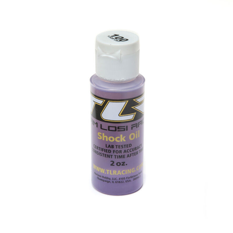 Silicone Shock Oil, 100wt, 2oz