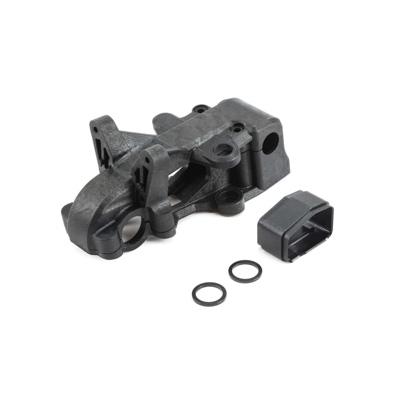 Front Belt Cover and Sub Frame: 22-4 2.0