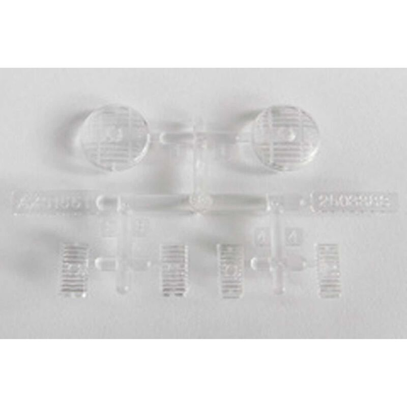 Lens Set, Clear: Chevrolet K5 C10