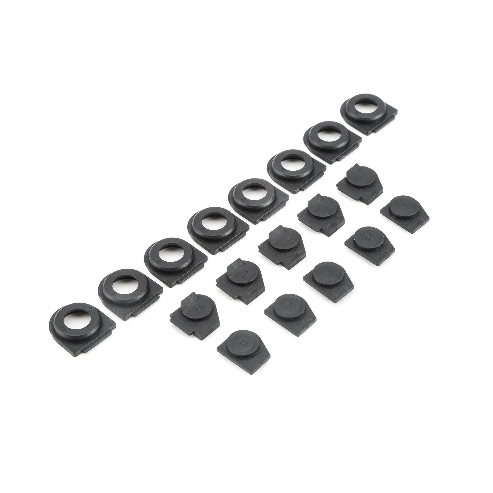 22-4 2.0 - Inserts de réglage de tension de courroie