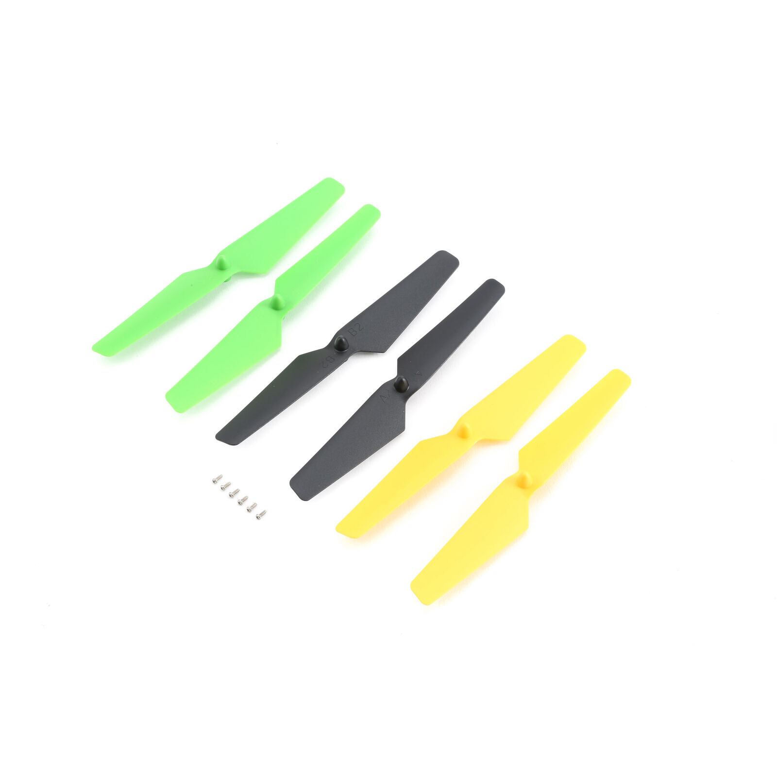 Zeyrok - Set d'hélices (4)