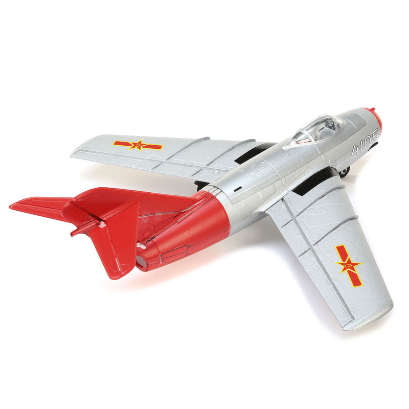UMX MiG-15 28mm EDF Jet BNF Basic with AS3X and SAFE Select, 411mm