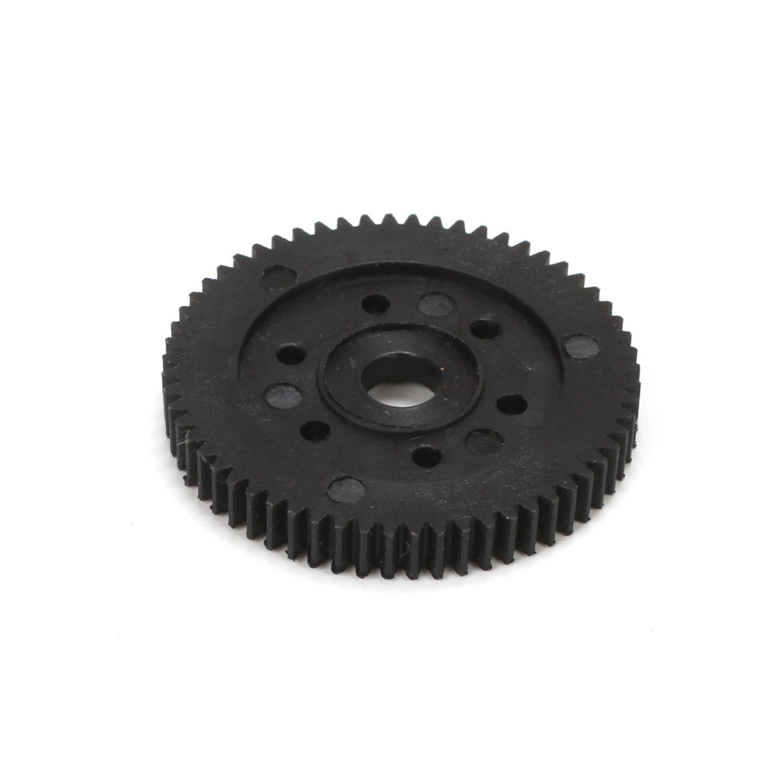Spur Gear 48P 60T(1): 1/18 4WD Temper, 1.9 Barrage Kit/RTR, Doomsday, Barrage 2.0