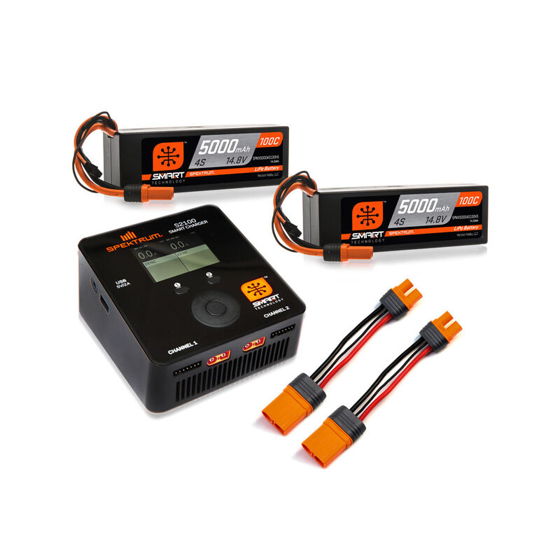 Spektrum Smart Powerstage Bundle 8S 100C (EU)