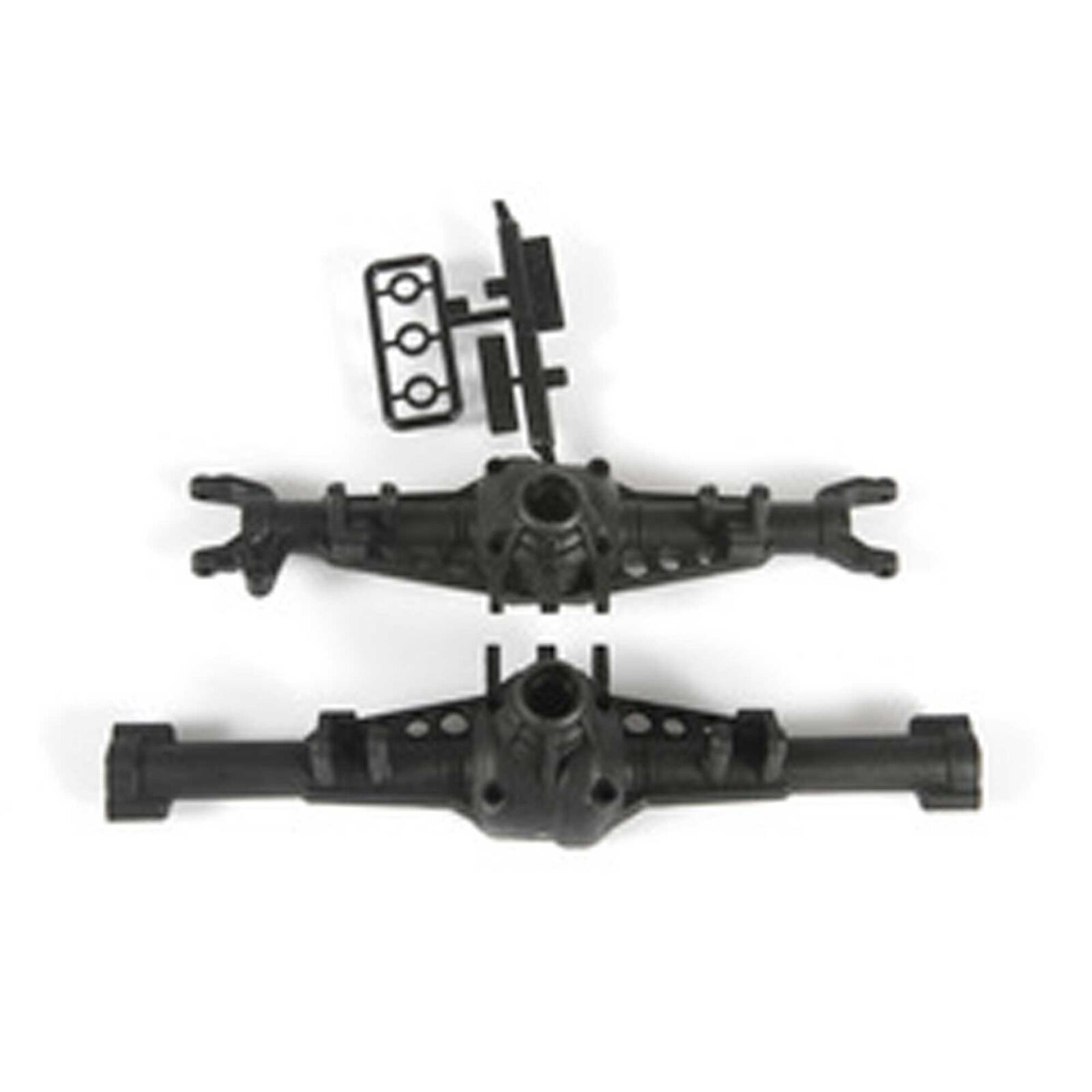 Solid Axle Housing Front and Rear: AR44 SCX10 II