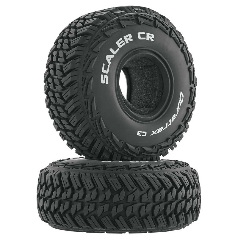 "Scaler CR 1.9"" Crawler Tires C3 (2)"