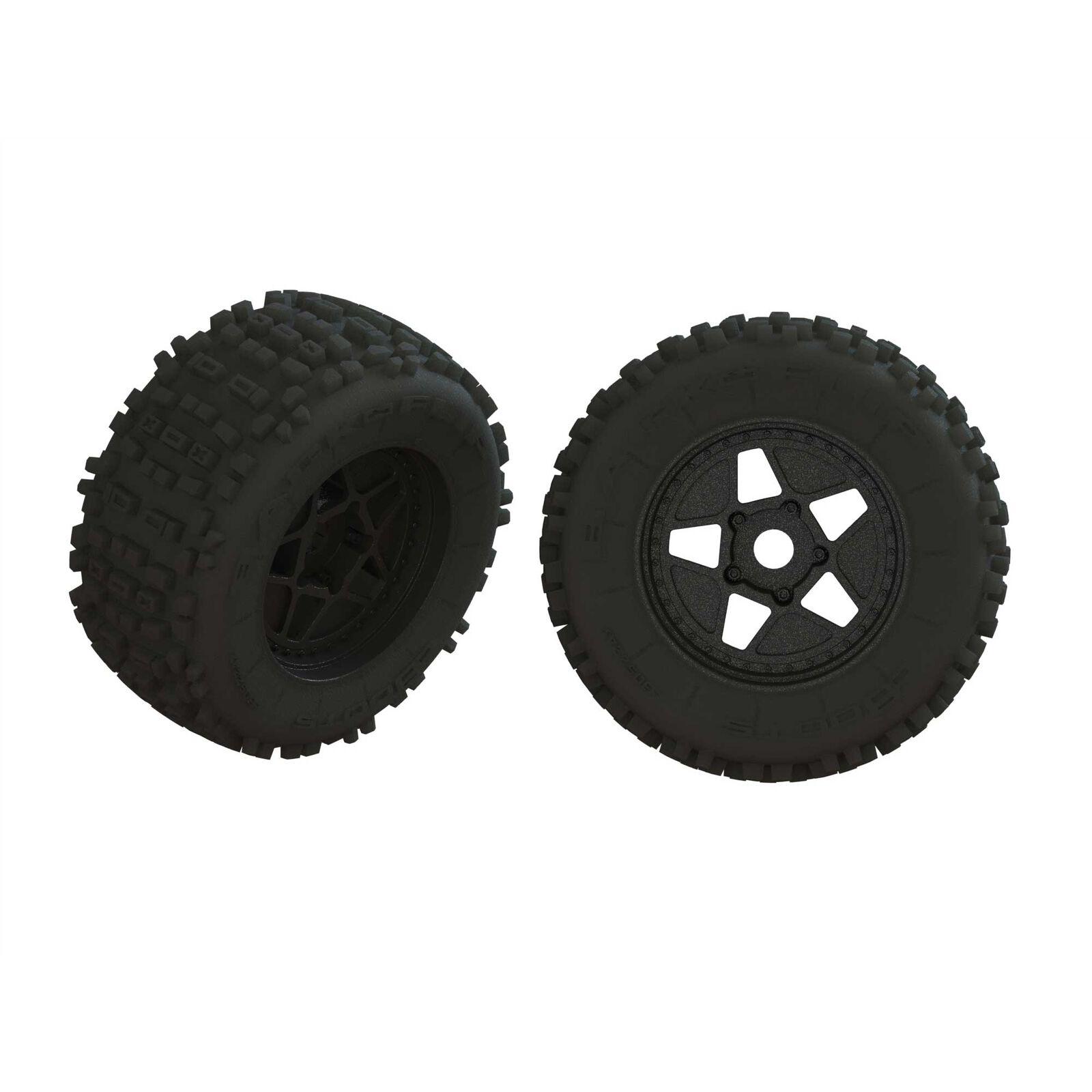 dBoots Backflip Tire Set, Glued (1 pair)