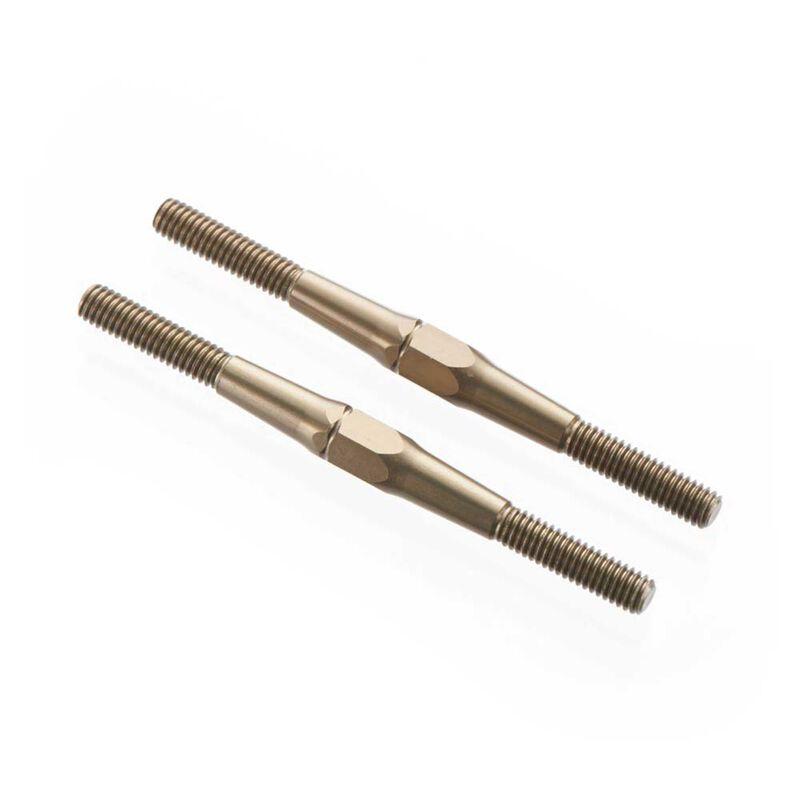 Aluminum Turnbuckle 4x60mm (2)