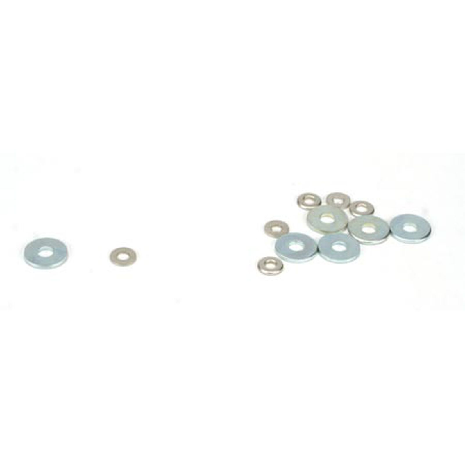 Washers, 3.6 x 10mm (6)
