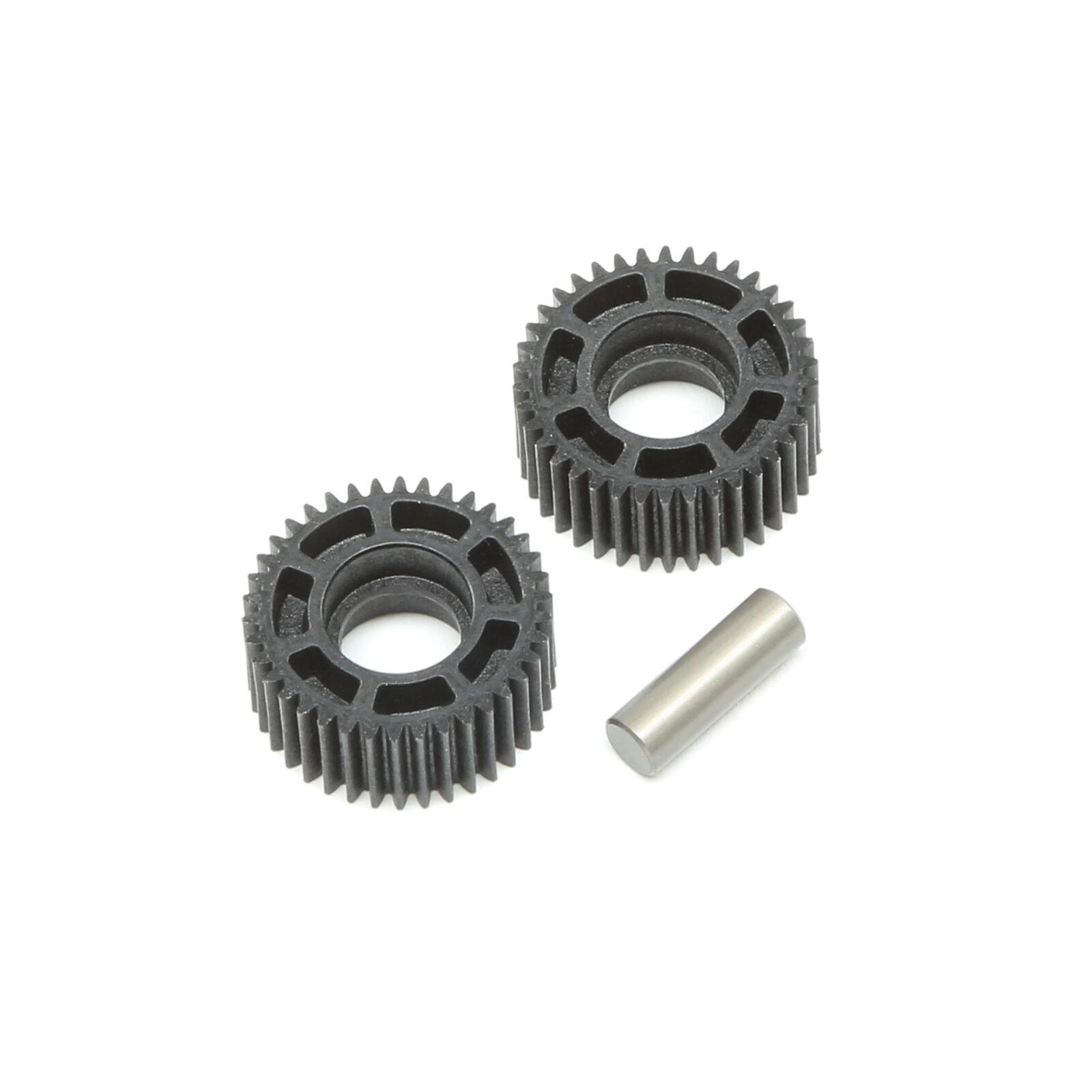Idler Gear & Shaft Laydown  22 4.0