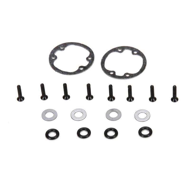 Seal Set, Gear Diff (2): 22-4 2.0