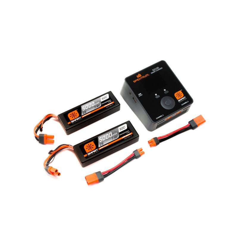 Spektrum Smart PowerStage Bundle 4S Int