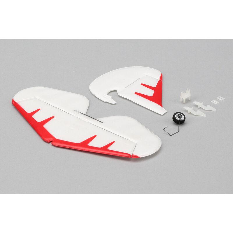 UMX Spacewalker - Roulette de queue