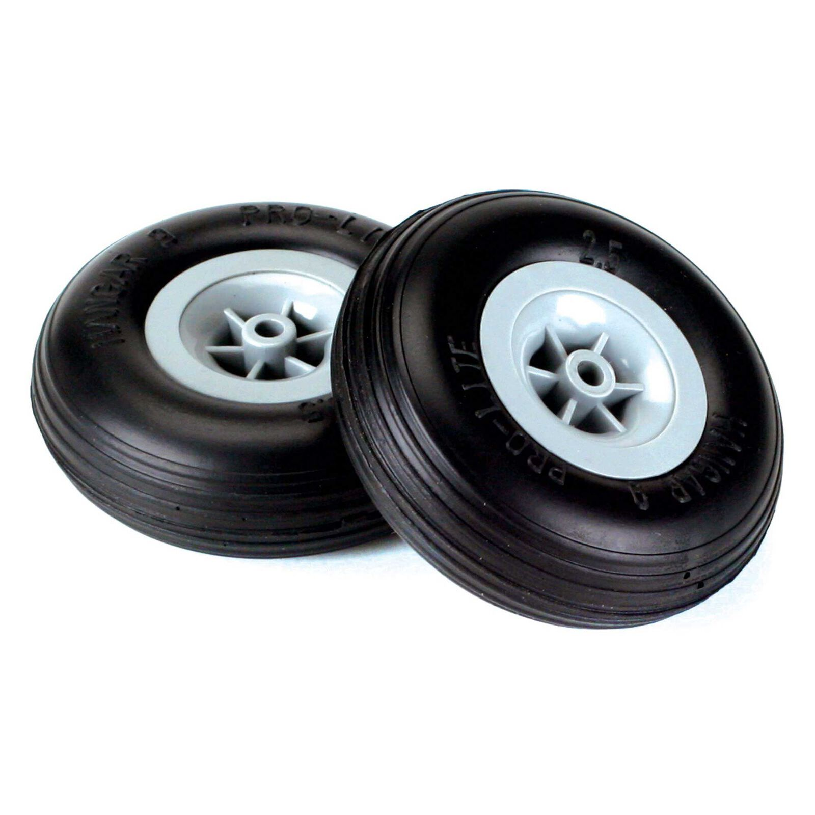 Roues 'Pro-Lite', 2-1/2inch (2)