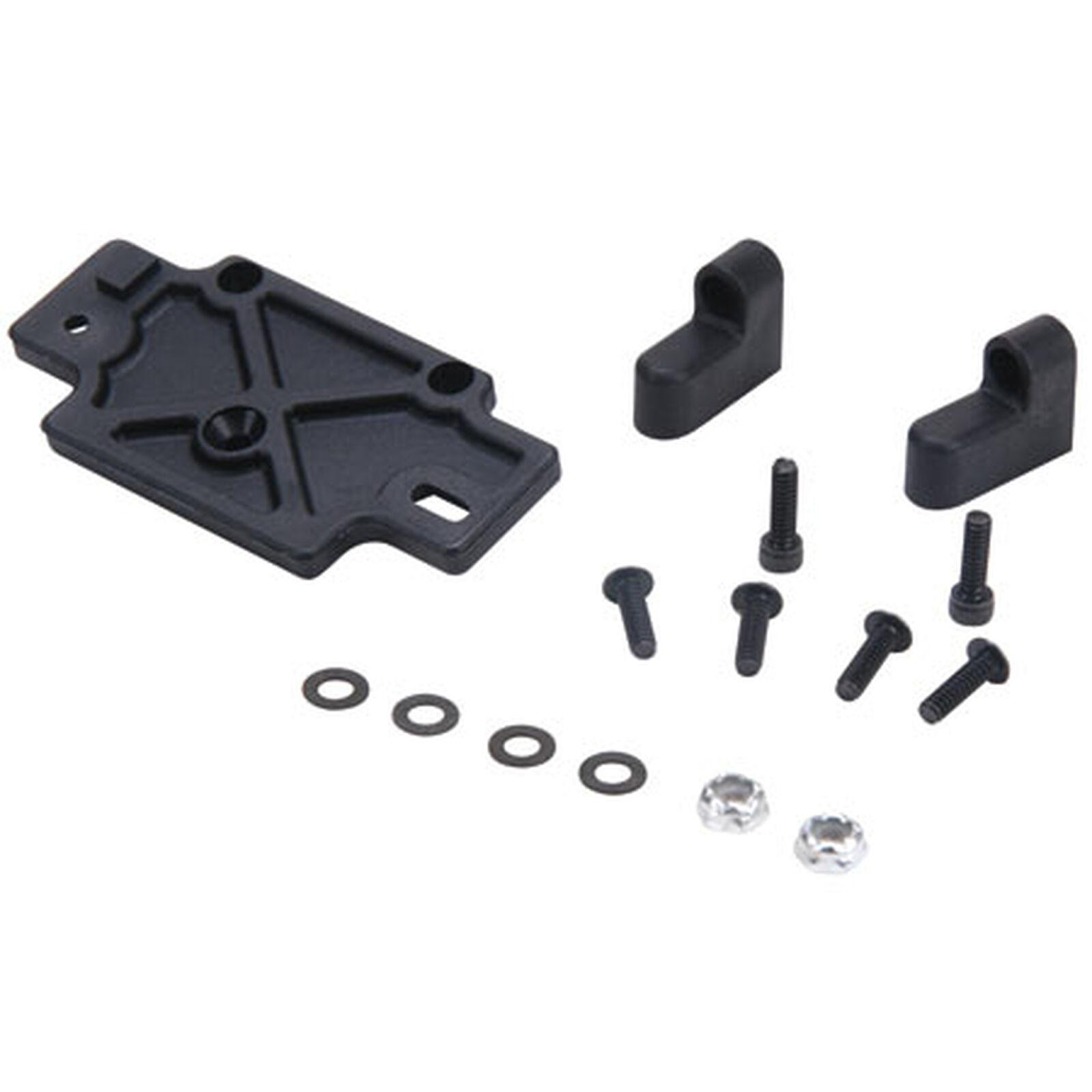 Servo Mounts, Plate and Hardware: CCR, NCR SE