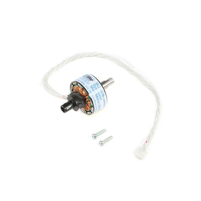 BL280 Brushless Outrunner Motor 2600Kv