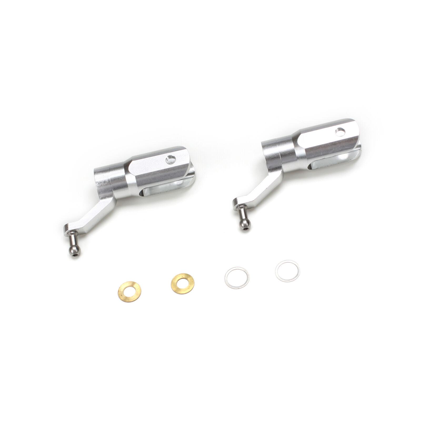 Aluminum Flybarless Main Rotor Grip Set: B450 X