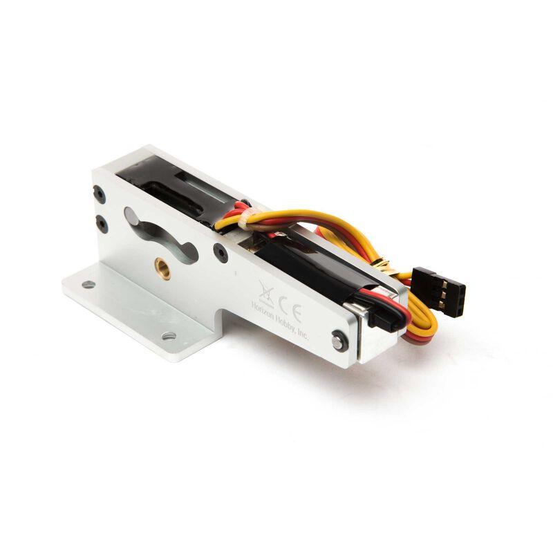 Mécanisme gauche pour train rentrant électrique rotatif, 95° - 60-120