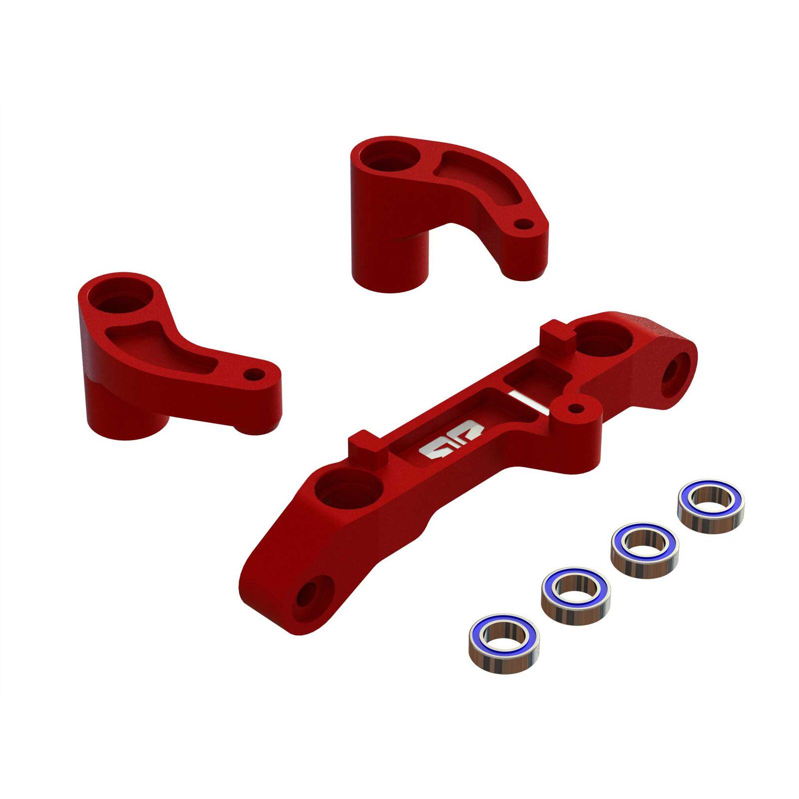 Steering Set, CNC Aluminum