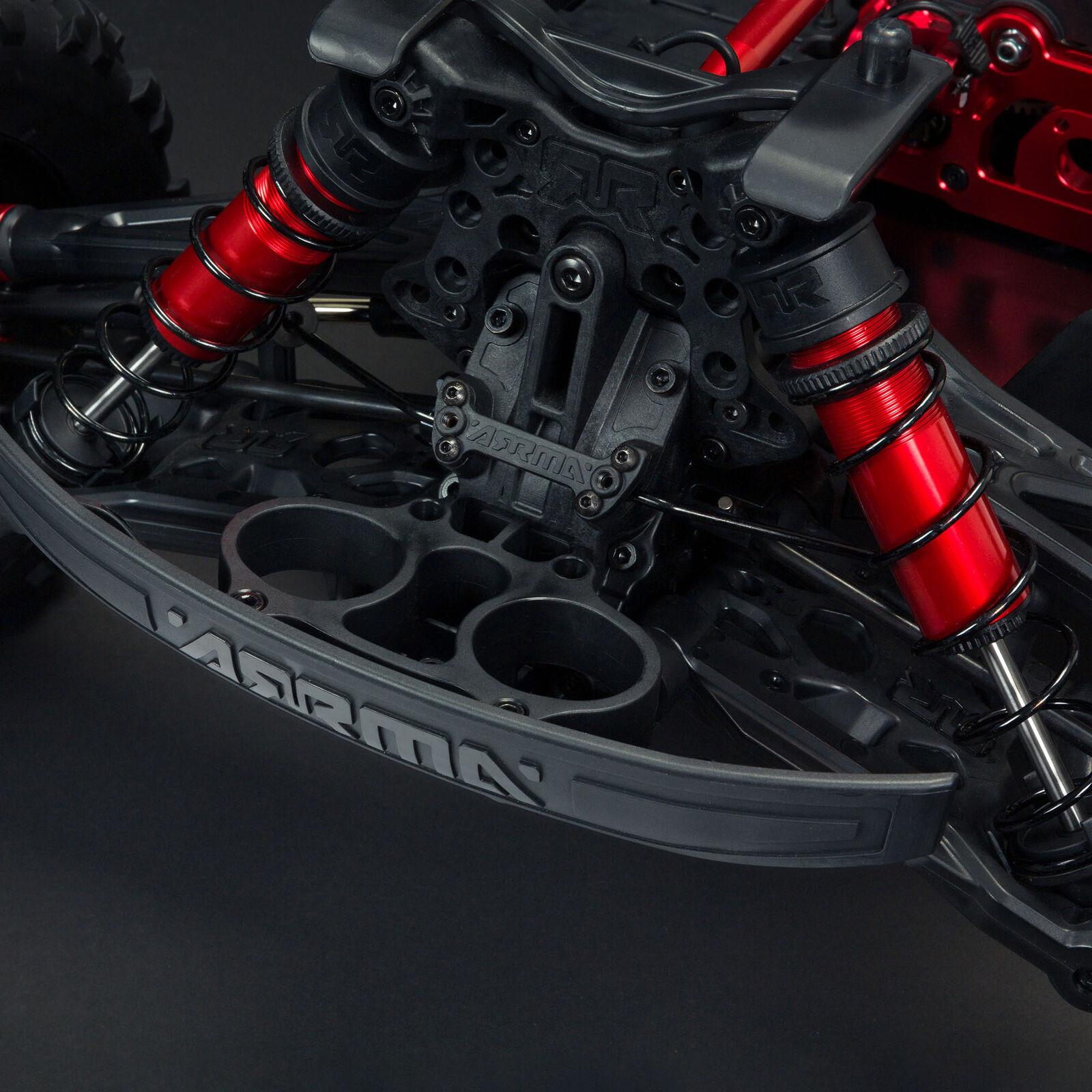 1/5 KRATON 4WD EXtreme Bash Roller, Black