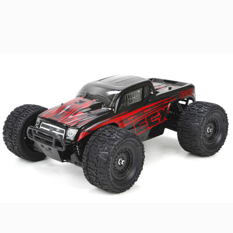 1/18 Ruckus 4WD Monster Truck RTR INT