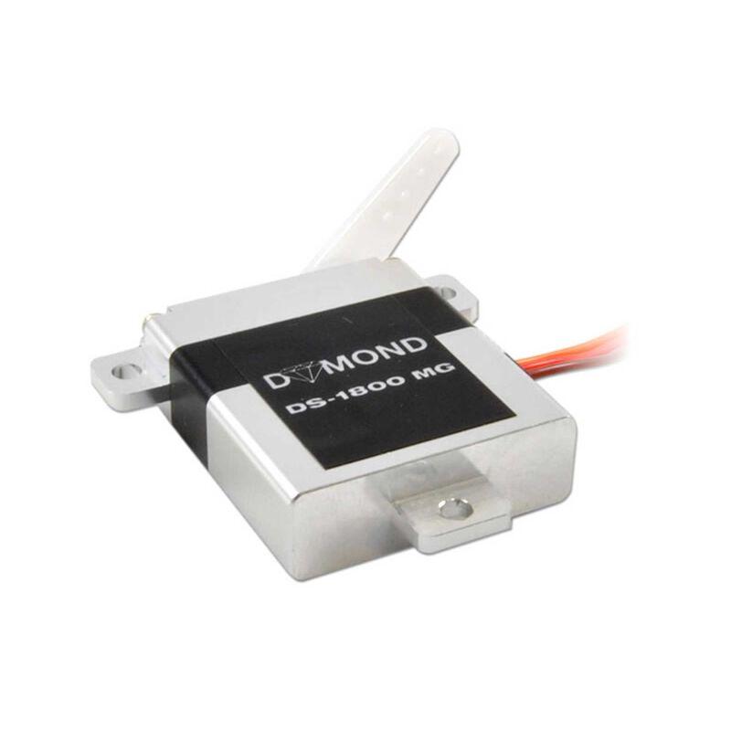 DYMOND DS 1800 MG digital Flächenservo (Alugehäuse)