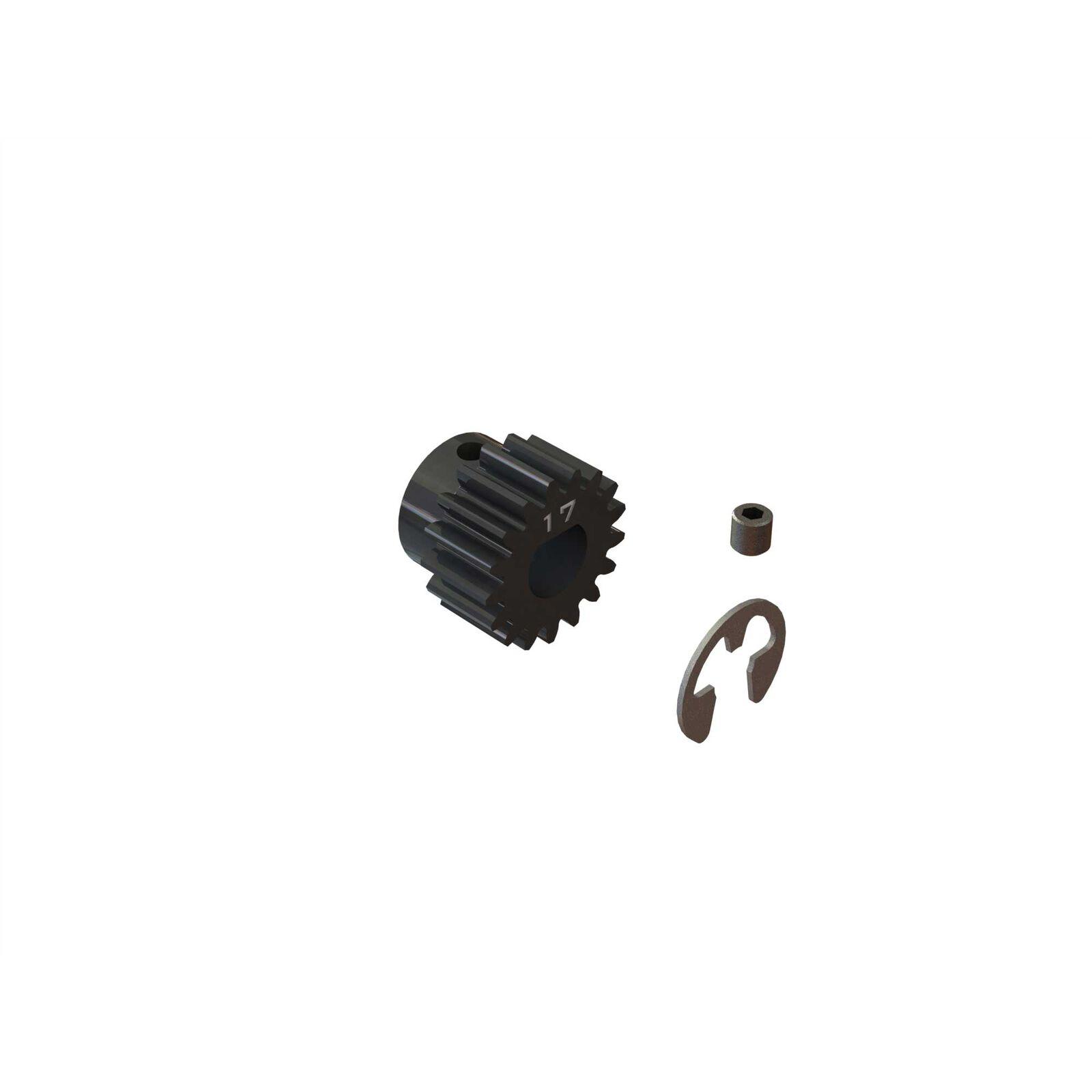 17T Mod1 Safe-D8 Pinion Gear