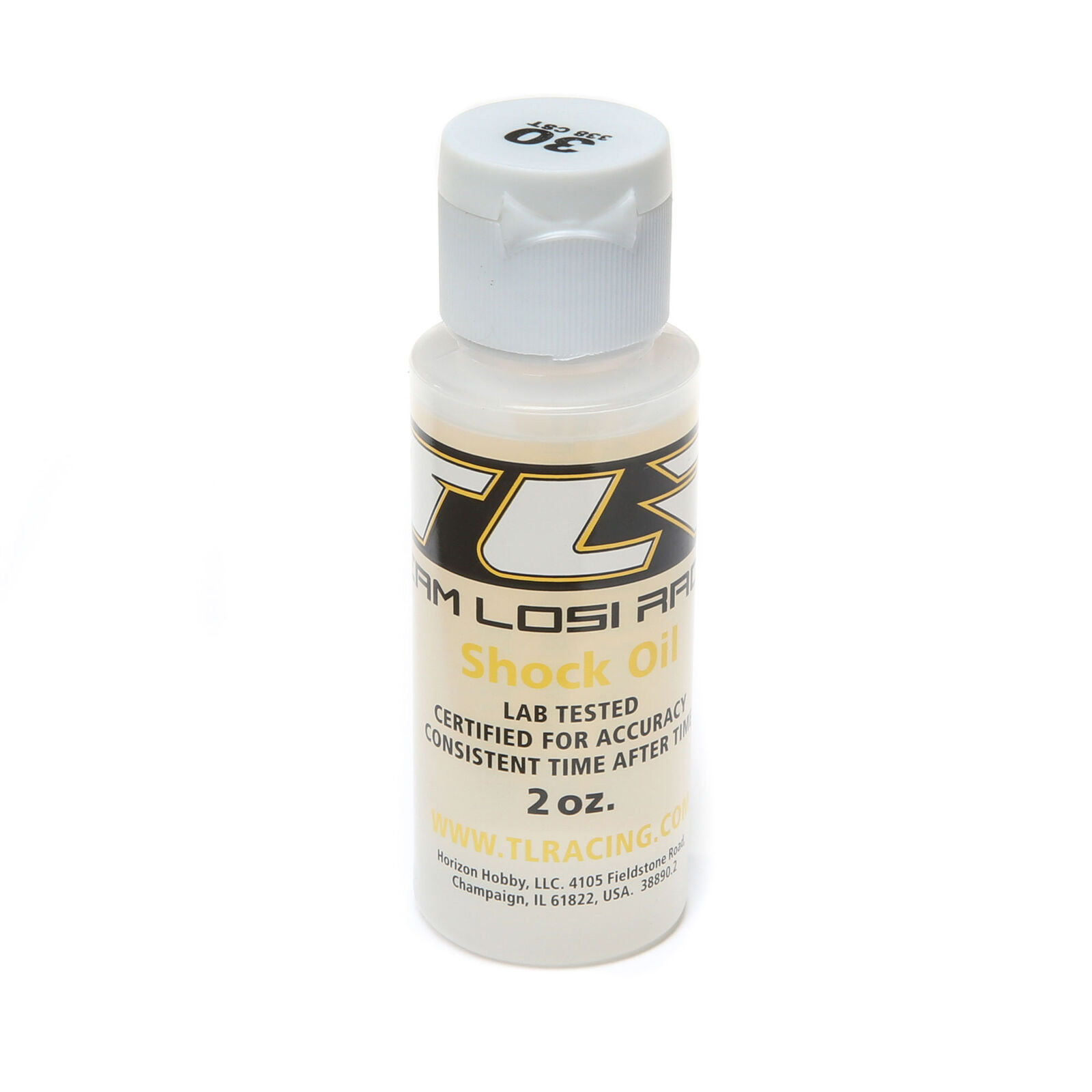Silicone Shock Oil, 30wt, 2oz
