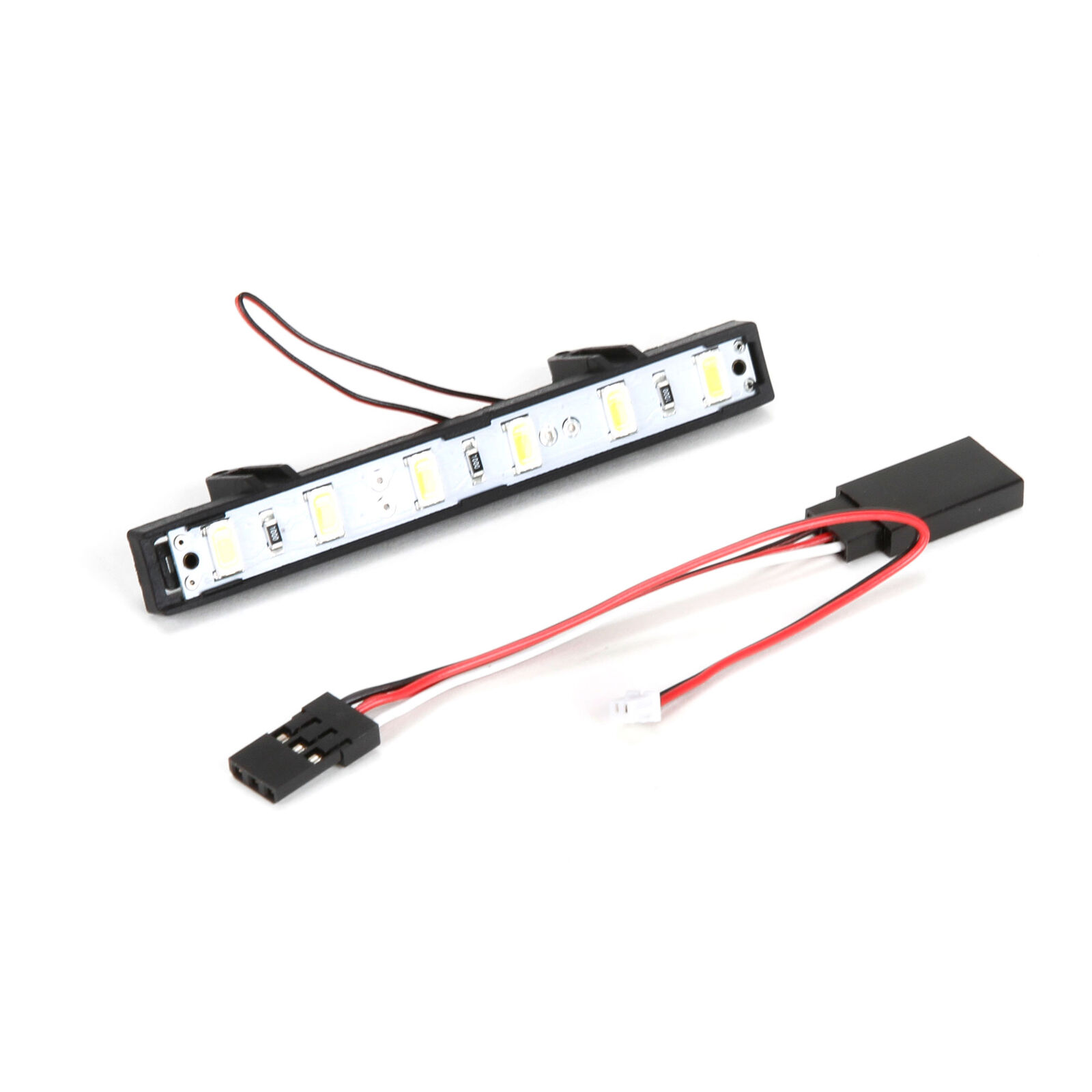 LED Light Bar with Housing: 1/18 4WD Roost